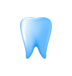 Dentist symbol vector image vector image