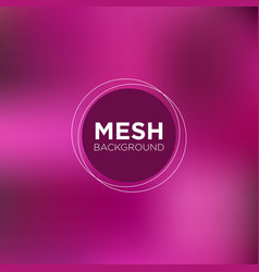 electric pink mesh background vector image