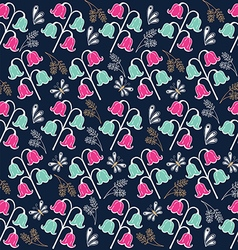 flower pattern set 2 vector image