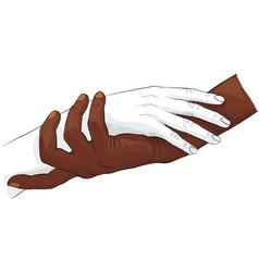 Hand0173-3 vector