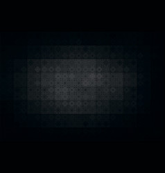 black abstract gradient background vector image