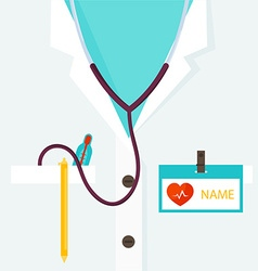 Medical Health care and emergency concept First vector