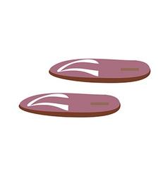 A sandals vector