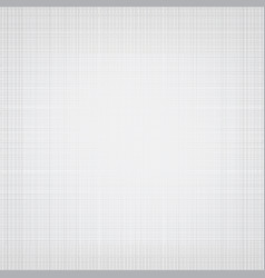 White fabric textured seamless background vector