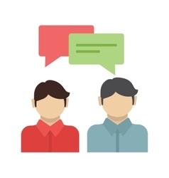 Client Consultant vector