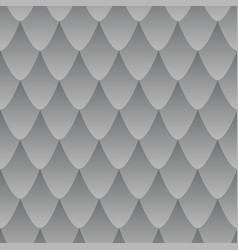 effect leather with surreal scales seamless vector image