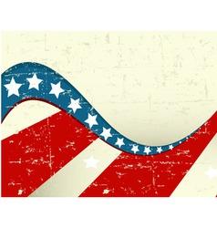 grange patriotic background vector image