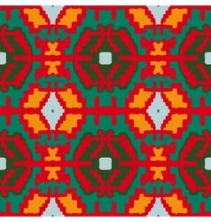 Native american geometric pattern vector