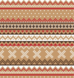 seamless asian retro pattern print vector image