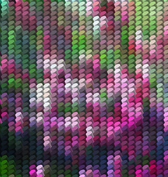 Abstract background with column mosaic vector image vector image
