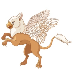 16 griffin003 vector image vector image