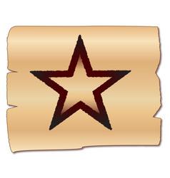 Texan brand vector