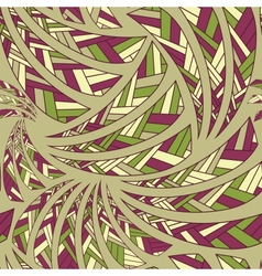 Ethnic seamless pattern background vector image