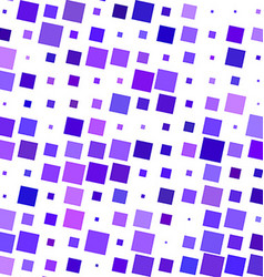 Colorful square pattern design background vector image vector image