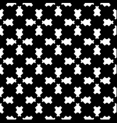 geometric pattern traversal carved figures vector image