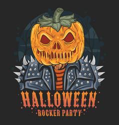 Halloween pumpkin new artwork vector