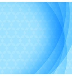 Light blue background with a pattern of stars vector