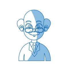 portrait doctor man health care image vector image