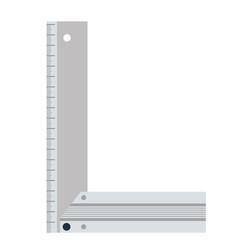 setsquare icon vector image