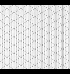 Isometric graph paper background measured grid vector