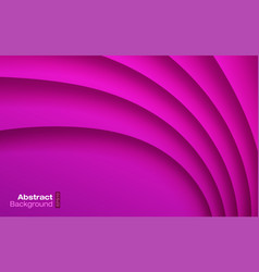 pink bright color wavy background business card vector image