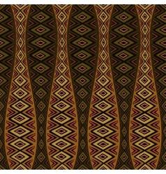 vintage hand-drawn seamles pattern vector image vector image