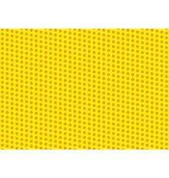 Dots seamless pattern background Retro pop art vector image vector image