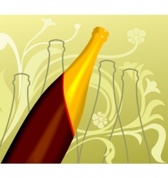 beer object vector image vector image