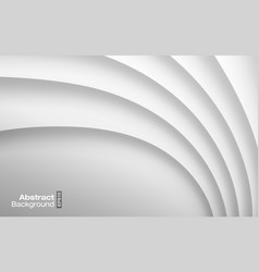 Gray light color wavy background business card vector