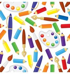pen pattern vector image