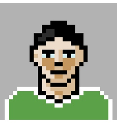 Pixelated Icons vector