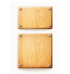 planks vector image