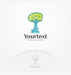 Environment logo design vector