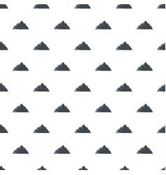 Exploration of mountain pattern seamless vector