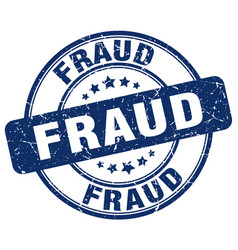 Fraud stamp vector