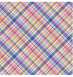 fabric texture seamless tartan pattern textile vector image