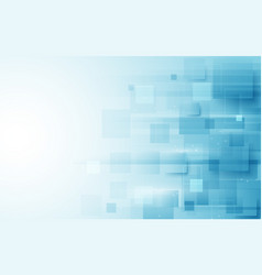 abstract repeating rectangles shape background vector image