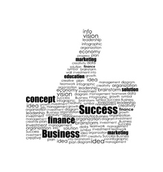 Success Hand Sign vector image