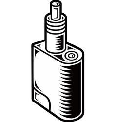 Vape Clip Art vector