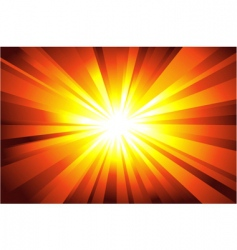 star light background vector image vector image