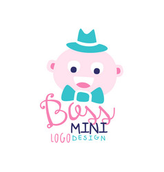 Cute with hand drawn lettering vector