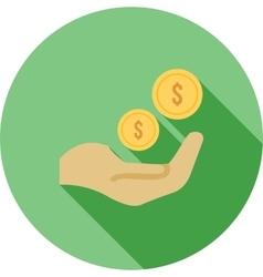 Monetary Help vector