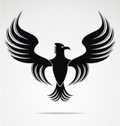 Eagle Bird Art vector image vector image