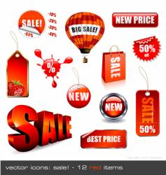 sale signage vector image vector image