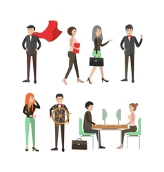 Group people business and teamwork vector