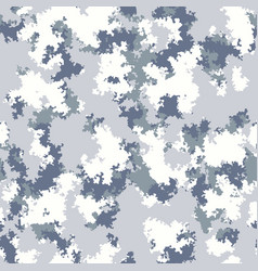 fashion camo design digital camouflage pattern vector image