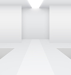 Fashion runway vector