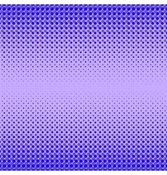 Blue Halftone Patterns vector image