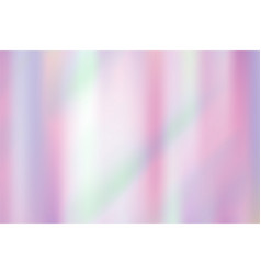 iridescent abstract background vector image