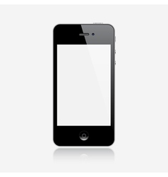 Realistic smartphone vector image